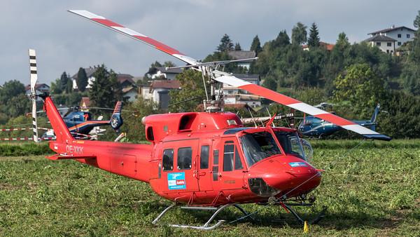 Heli Austria / Agusta-Bell AB212 / OE-XKK