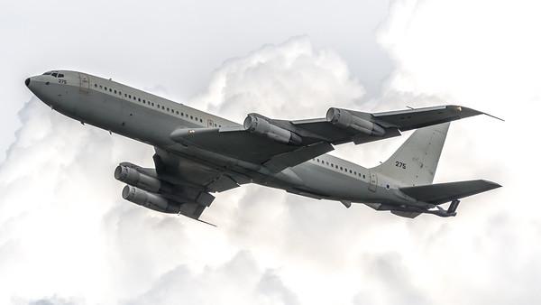Israeli Air Force 120 Squadron / Boeing B707-3P1C / 275