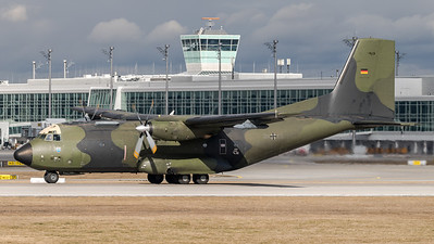 German Air Force / Transall C-160D / 50+36