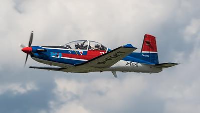 EIS Aircraft / Pilatus PC-9B / D-FGMT