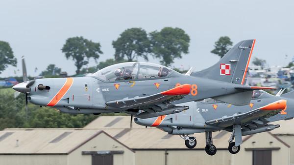 Polish Air Force / PZL-130 / Team Orlik