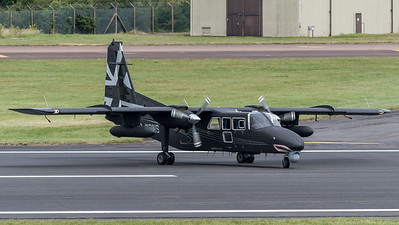 Britten Norman / BN2T-4S Defender / G-WPNS