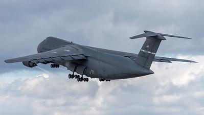 USAF 60th Air Mobility Wing / Lockheed C-5M Galaxy / 87-0029