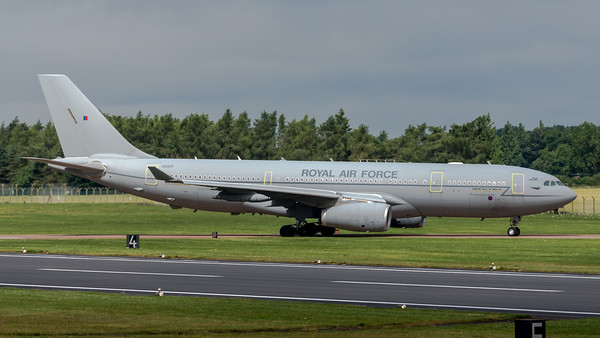 Royal Air Force / Airbus A330-243MRTT KC2 Voyager / ZZ337