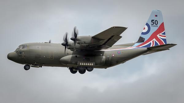 Royal Air Force / Lockheed C-130J Hercules / ZH883