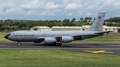Turkish Air Force / Boeing KC-135R / 62-3563