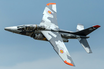 Belgian Air Force 11 Squadron / Dassault Breguet Alpha Jet E / AT 29