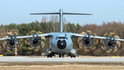 Luftwaffe LTG 62 / Airbus A400M / 54+19