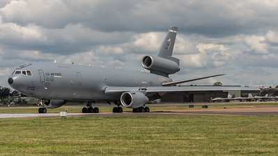 US Air Force 60th AMW / McDonnell Douglas KC-10A Extender / 83-0077