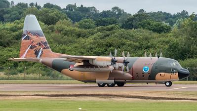 Royal Jordanian Air Force / Lockheed C-130H Hercules / 345 / Royal Jordanian Falcons Livery