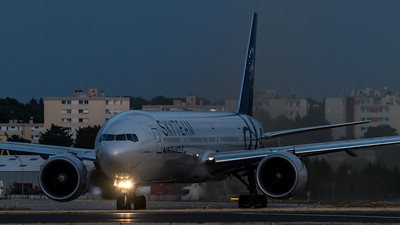 Air France / Boeing B777-328(ER)/ F-GZNE / Skyteam Livery