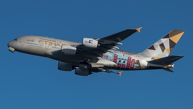 Etihad / Airbus A380-861 / A6-APE / Choose the United Kingdom Livery