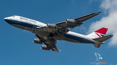 British Airways / B747-436 / G-CIVB / Negus cs