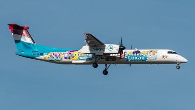 Luxair / Bombardier DHC-8-402Q Dash 8 / LX-LQA / Sumo Artwork's Livery
