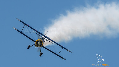 Flying Bulls / Boeing PT-17 Kaydet Stearman / OE-AMM
