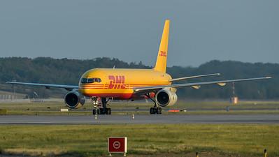 DHL / Boeing B757-236(SF) D-ALEH