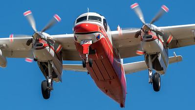 Securite Civile / Conair S-2 Turbo Firecat / F-ZBAA