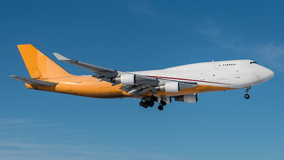 Aerotranscargo / Boeing 747-412(BDSF) / ER-BAJ