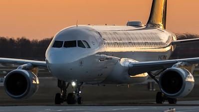 Lufthansa / Airbus A319-114 / D-AILS / Star Alliance Livery