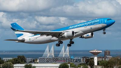 Aerolinas Argentinas / Airbus A330-202 / LV-GHQ