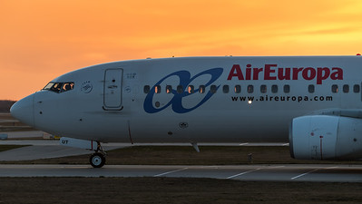 AirEuropa / Boeing B737-85P / EC-LUT