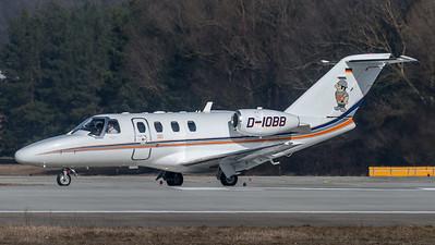 Private / Cessna 525 CitationJet CJ1+ / D-IOBB