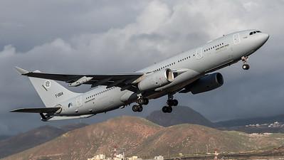 Multinational Multi-Role Tanker Transport Fleet / Airbus A330-200MRTT / T-054