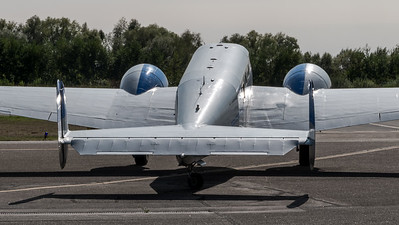 Private / Beech 18 - C-45 Expeditor / HB-GAC
