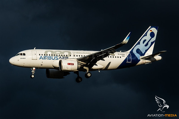 Airbus' first A319neo