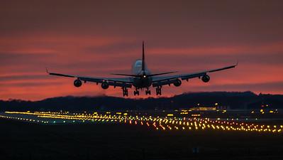 National Airlines / Boeing B747-412(BCF) / N756CA