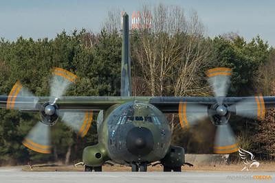 German Air Force / C-160D Transall / 50+61