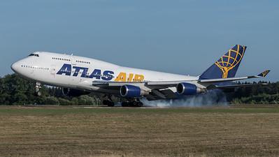 Atlas Air / Boeing B747-446 / N464MC