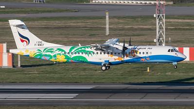 Bangkok Air / ATR 72-600 / F-WWEF (to be HS-PZJ)