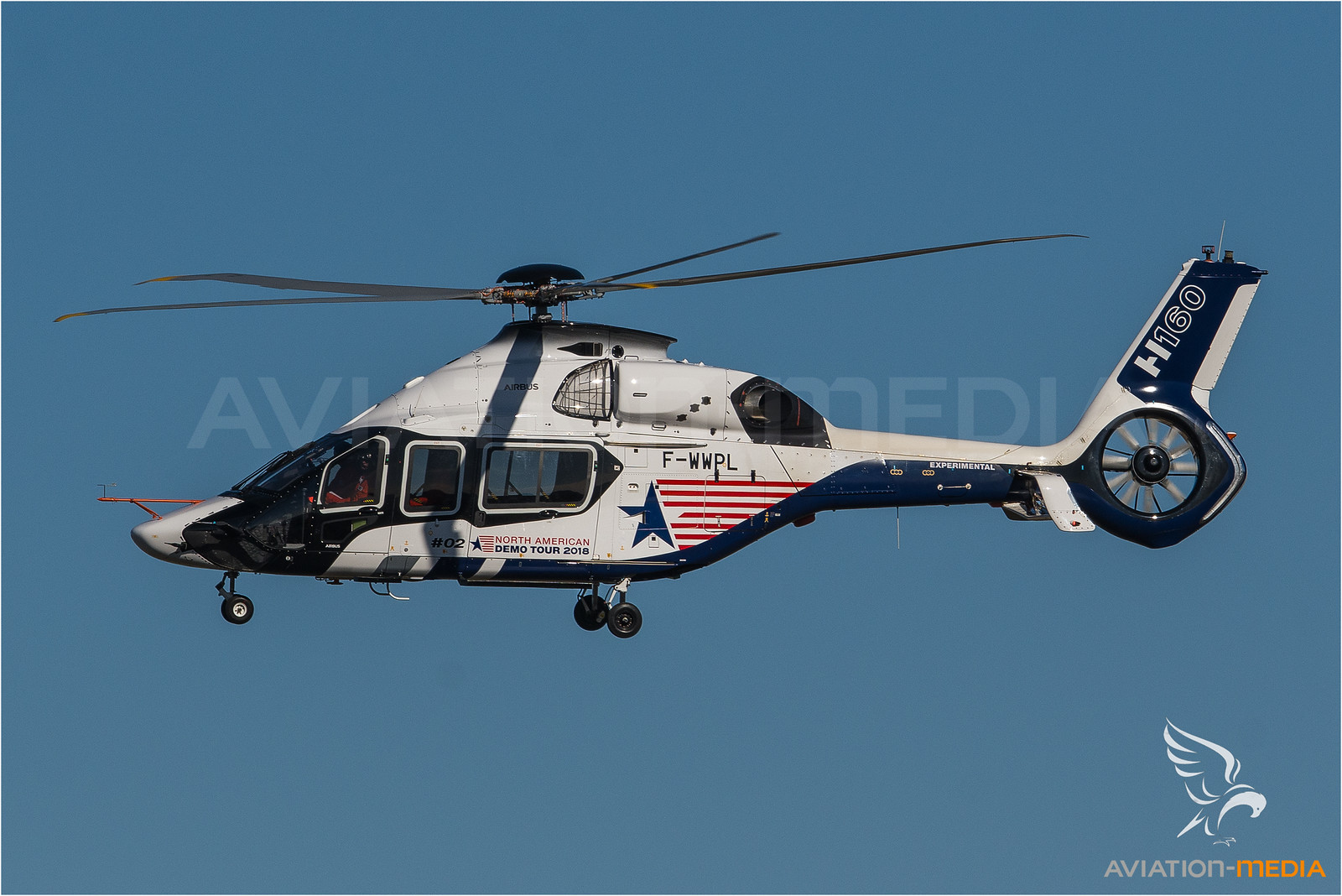 Airbus Helicopters H160 Experimental
