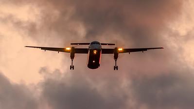 Austrian Airlines / Bombardier DHC-8-402Q / OE-LGI