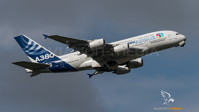 Airbus 50 Years A380