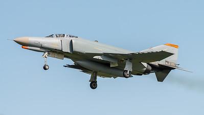 German Air Force WTD-61 / McDonnell Douglas F-4F Phantom / 38+13