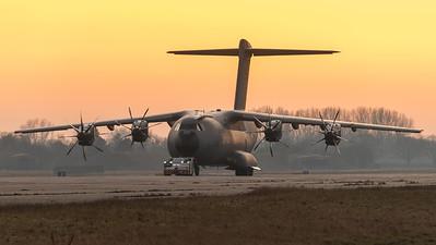 German Air Force LTG-62 / Airbus A400M / 54+01