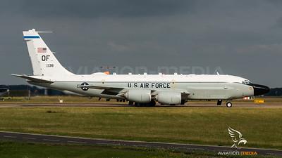 Offutt RC-135W 62-0138 (Mildenhall)