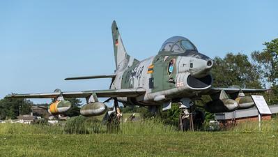 Luftwaffe / Fiat G-91R-3 / 99+48