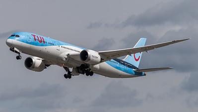 TUI / Boeing B787-9 / G-TUIJ