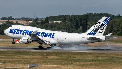 Western Global / Boeing B747-446(BCF) / N356KD