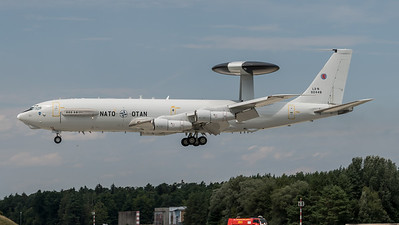 NATO / Boeing E-3A AWACS / LX-N90448