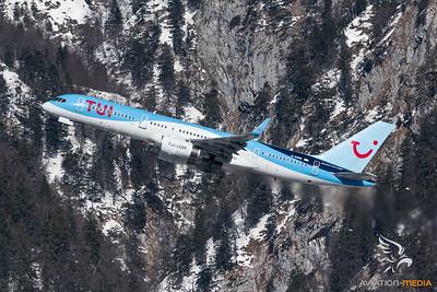 Tui Boeing 757-200 G-OOBN @ Innsbruck