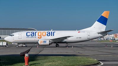CargoAir / Boeing B737-301(SF) / LZ-CGO
