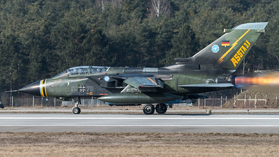 German Air Force WTD 61 / PANAVIA Tornado / 98+79 / ASSTA 3.1 Livery