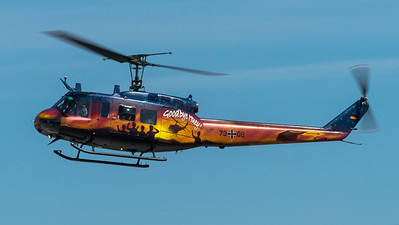 Heer THR30 / Bell UH-1D / 73+08 / Goodbye Huey Livery