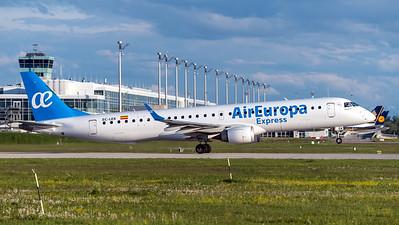 AirEuropa Express / Embraer ERJ-195LR / EC-LEK