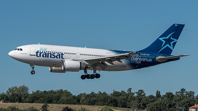 Air Transat / Airbus A310-308 / C-GSAT
