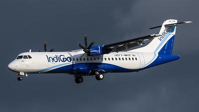 IndiGo / ATR 72-600 / F-WWEF (to be VT-IYA)